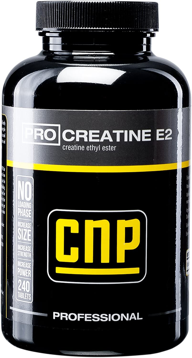 CNP Pro Creatine E2 – 240 Tablets