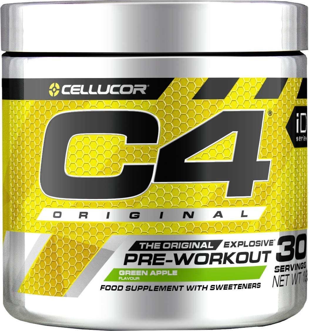 Cellucor C4 Original Pre Workout Powder -195g