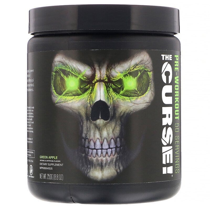 JNX Sports The Curse Pre Workout – 250g