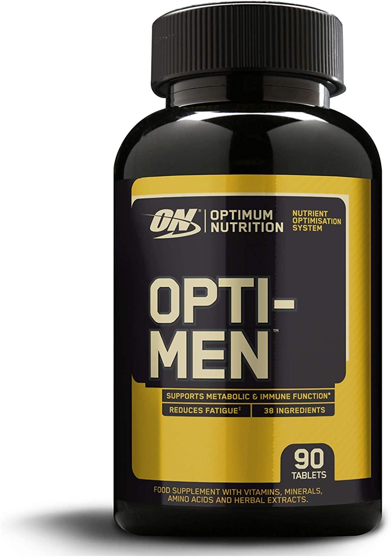 Optimum Nutrition Opti-Men Multivitamin 90 Tablets