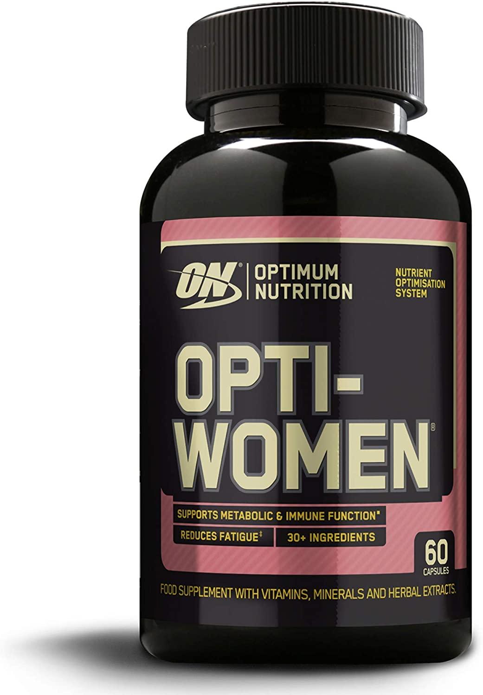 Optimum Nutrition Opti-Women Multivitamin 60 Capsules