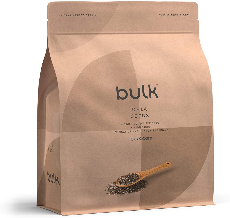 Bulk Chia Seeds 500g