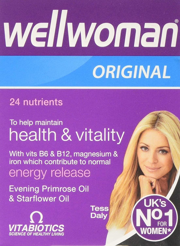 34% OFF Wellwoman Original – 30 Caps