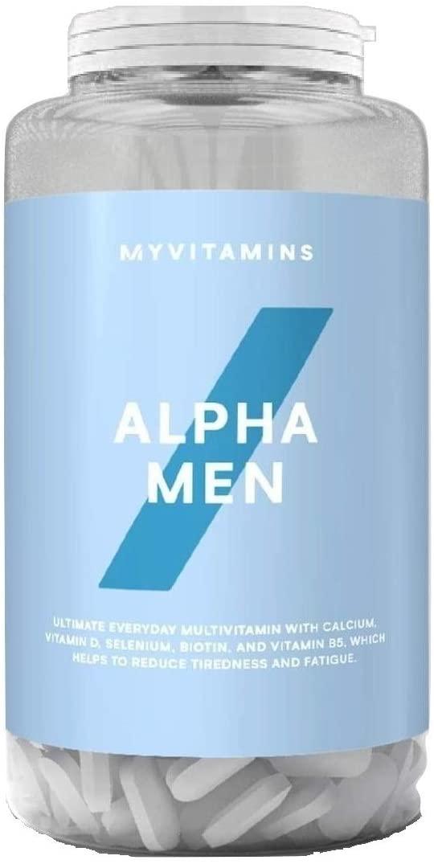 myvitamins Alpha Men 240 Tablets