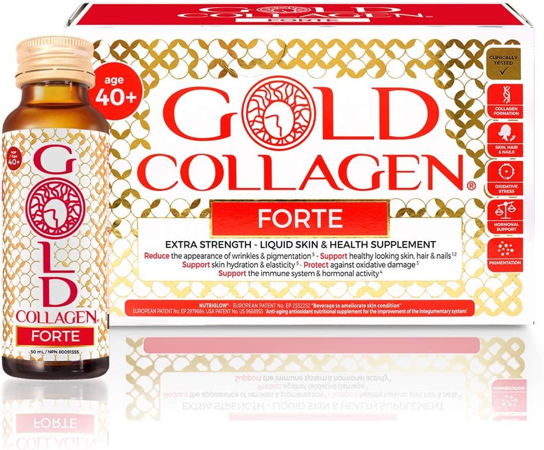 Gold Collagen Forte – 10 Day Programme x50ml